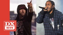 "Kendrick Lamar's ""good kid, m.A.A.d city"" Breaks Eminem's Billboard Record"