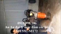 Giá rẻ (0918 998 146) Máy đầm cóc bãi Mikasa MT72 & MT55l nguyên bản, đẹp mới 90%