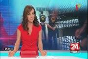 PNP aclaró sobre agentes del Grupo Terna captados elaborando presuntos ketes de droga