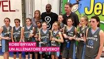 Kobe Bryant e il post su Instagram