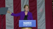 Warren vows to tackle U.S. corruption