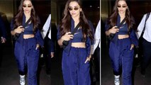 Deepika Padukone stuns in super cool look at Mumbai airport; Watch video | FilmiBeat