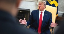 Trump'tan Aramco açıklaması: ABD savaşa tarihte hiçbir ülkenin olmadığı kadar hazır
