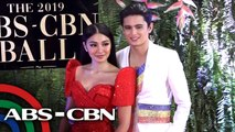 Kapamilya love teams, inabangan sa red carpet ng ABS-CBN Ball | UKG