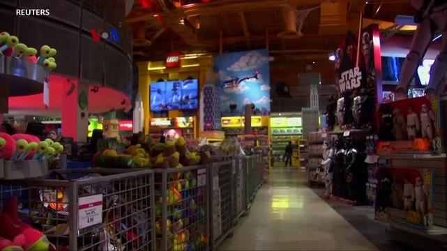 """Sukses Film """"Star Wars"""" dan Superhero Mendongkrak Pemasukan Produsen Mainan"""