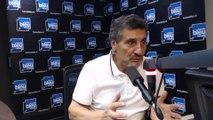 """Mohed Altrad : """"J'ai envie de rendre à Montpellier ce  qu'elle m'a donné, et après dire au revoir et merci pour tout !"""""""