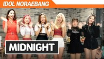 [Pops in Seoul] Algorithm! MIDNIGHT(미드나잇)'s Pops Noraebang