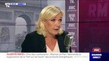 """Marine Le Pen ne votera pas """"en l'état"""" le texte ouvrant la PMA à toutes les femmes"""