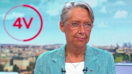 Elisabeth Borne - France 2 mardi 17 septembre 2019
