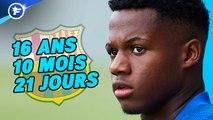 Les deux incroyables records que peut battre Ansu Fati en Ligue des Champions, la belle feinte de Jürgen Klopp sur son avenir
