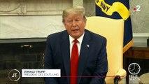 Attaques en Arabie saoudite: Trump laisse planer la menace d'une riposte