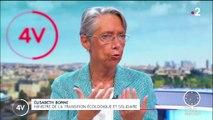 Pénurie de pétrole : Elisabeth Borne se veut rassurante