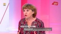 Macron et l'immigration: les électeurs « préfèrent l'original à la copie », prévient Éliane Assassi