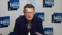 Patrick Seguin, président de la CCI Bordeaux Gironde, invité de France Bleu Gironde