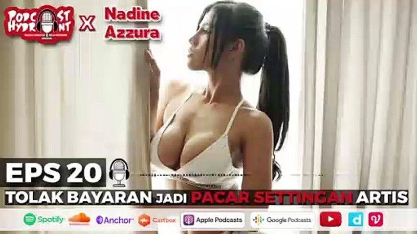 Podcast Hydrant Eps 20 Tolak Jadi Pacar Settingan Artis with Model Nadine Azzura