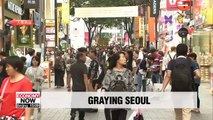 Seoul classified as 'aged society' for 1st time as proportion of senior population surpasses 14%