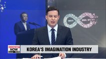 Moon calls on content creators to use their creativity, pledging gov't support