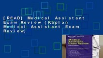 [READ] Medical Assistant Exam Review (Kaplan Medical Assistant Exam Review)