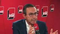 """Bruno Retailleau : Sur l'immigration, """"Emmanuel Macron est le grand illusionniste"""""""