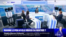 Marine Le Pen a-t-elle réussi sa rentrée ? (2/3) - 17/09?