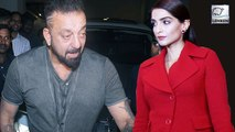 Sonam Kapoor's INSULTING REACTION On Sanjay Dutt's Prassthanam