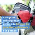 Que peut faire Bercy pour limiter la hausse du prix de l'essence ?