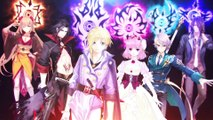 Tales of Crestoria - Bande-annonce TGS 2019