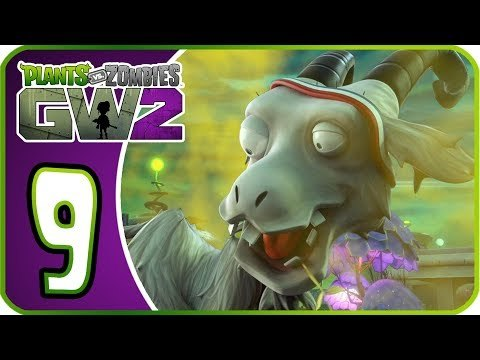 Plants VS Zombies: Garden Warfare 2 Walkthrough Part 9 (PS4) No Commentary [END]