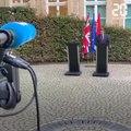 Boris Johnson part. Le Premier ministre luxembourgeois seul face à la presse
