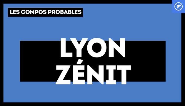 Olympique Lyonnais - Zenit : les compositions probables