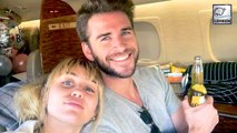 Liam Hemsworth Learnt About Split From Miley Cyrus On Social Media?