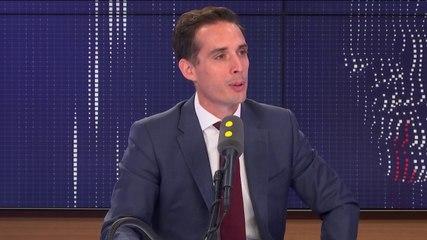 Jean-Baptiste Djebbari - Franceinfo mardi 17 septembre 2019