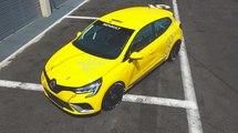 VÍDEO: Así luce en movimiento el Renault Clio Cup 2020