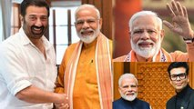 Sunny Deol, Vivek Oberoi & others wish PM Narendra Modi on his birthday | FilmiBeat