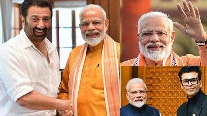 Sunny Deol, Vivek Oberoi & others wish PM Narendra Modi on his birthday   FilmiBeat