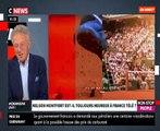 Morandini Live - Nelson Montfort : son avenir chez France Télévisions évoqué (vidéo)