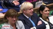 L'entourage du premier ministre Boris Johnson se fracture