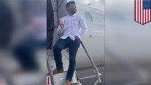 【羨ましすぎる】デルタ航空機に唯一の乗客 貸し切り状態に - トモニュース