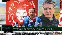 Critical Moves: Elections in Tunisia
