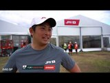 Japan SailGP Team launches F50 on Sydney Harbour