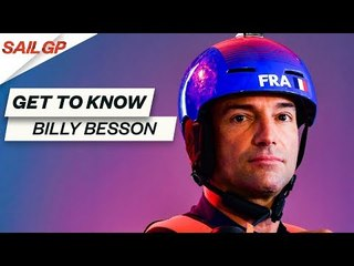 The Skipper // Get to Know // Billy Besson