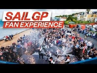 SailGP // Redefining Fan Experience