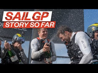 The Story of Season One SO FAR // Part 1 // SailGP