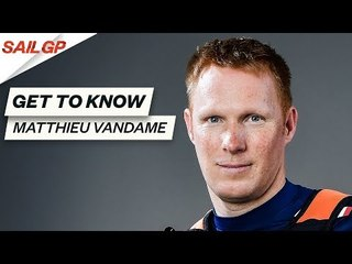 """""""It's Very Full On!"""" // Get to Know // Matthieu Vandame"""