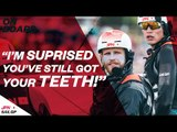"""I'm Suprised You've Still Got Your TEETH!"" // Get on Board // Japan SailGP // Cowes SailGP 2019"
