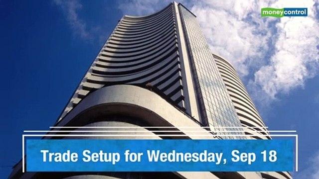 Trade Setup for September 18