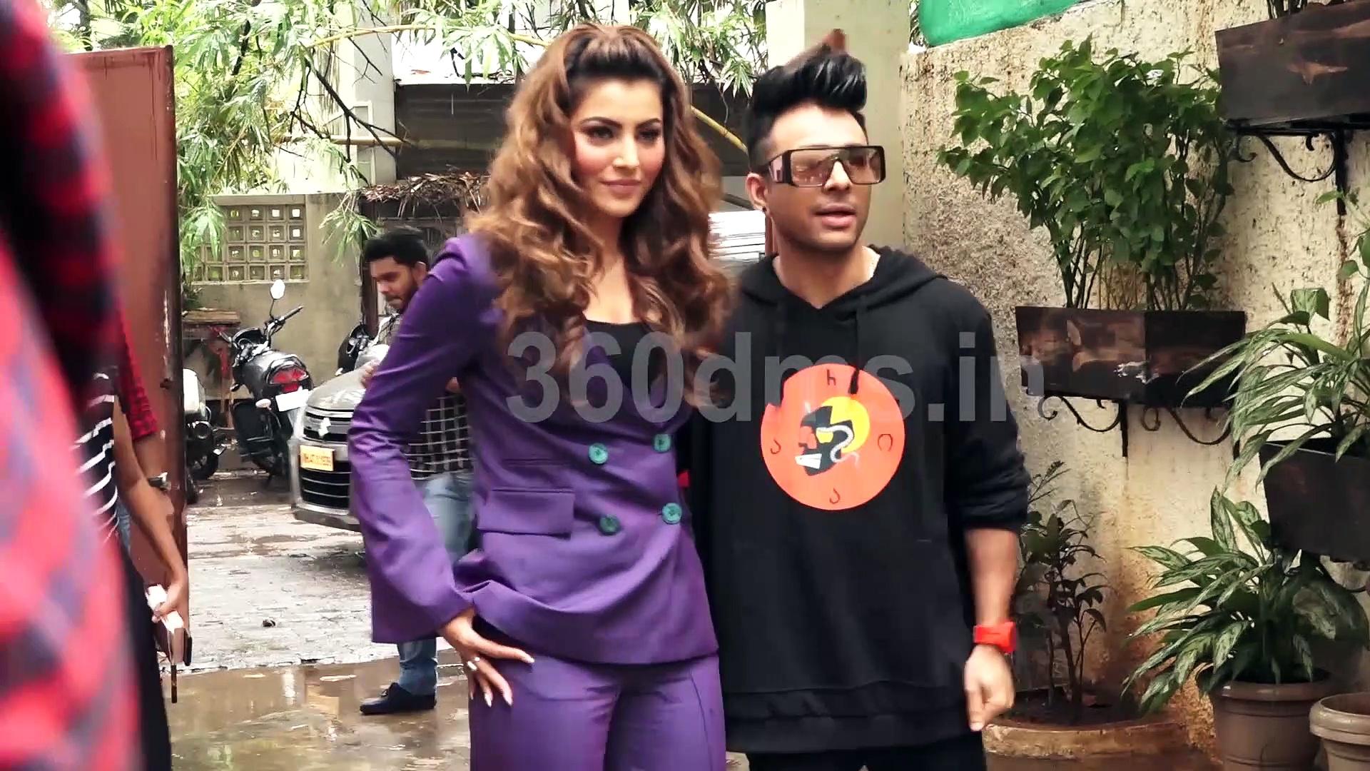 Urvashi Rautela and Tony Kakkar Launched New Song Bijli Ki Taar   Watch