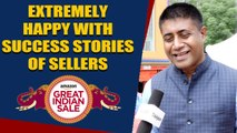 AMAZON REACHES OUT TO BHARAT : Gopal Pillai, Vice President Seller Services, Amazon India