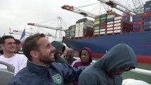 Les Ciel&Marine à la découverte du Port du Havre