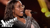 MHD - Afro trap part 7 | Karolyn | The Voice France 2018 | Auditions Finales